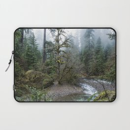 A Creek Runs Through It Laptop Sleeve