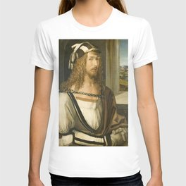 Self Portrait by Albrecht Durer, 1498 T-shirt