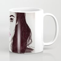 marina Mugs featuring Marina  by annelise johnson