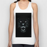 beast Tank Tops featuring Beast by Giuseppe Cristiano