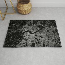 Louisville map Rug