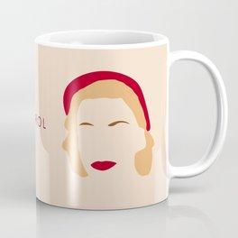 Carol and Therese Belivet Coffee Mug