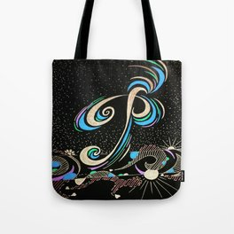 The P Word Tote Bag
