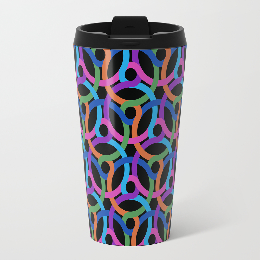 Colorful Rings Travel Cup TRM8050050