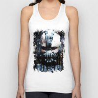 bane Tank Tops featuring Bane: Rise by Sirenphotos