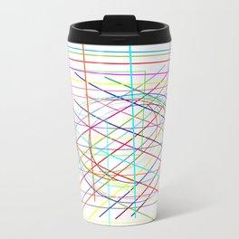 disarray. Travel Mug