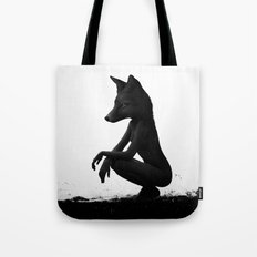 The Silent Wild Tote Bag
