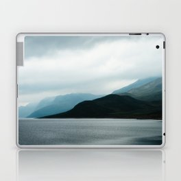 Lake Bygdin, Jotunheimen, Norway Laptop & iPad Skin