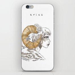 Aries iPhone Skin