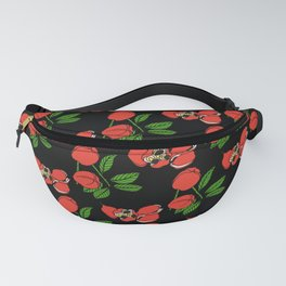 Jamaican Botanicals - Ackee (neon) Fanny Pack