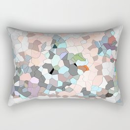 Mermaid Cells  Rectangular Pillow