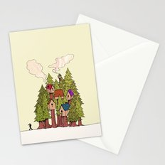 Treehouse Stationery Cards