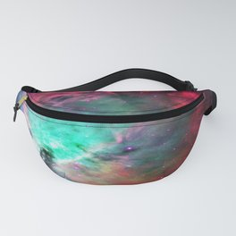 Red Mist Fanny Pack