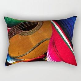 Guitar 1 Rectangular Pillow