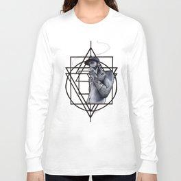 Tessellate Long Sleeve T-shirt