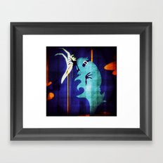 The Liar's Room Framed Art Print