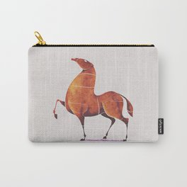 Horse 5 Carry-All Pouch