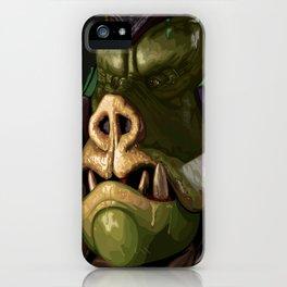 Jabba's Guard  iPhone Case