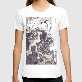 "ABSTRACT LIQUIDS XXXVI ""36"" T-shirt"