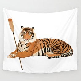 Crew Tiger Wall Tapestry