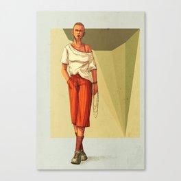 waiting #3 Canvas Print