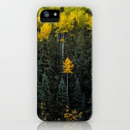 It's fall y'all! iPhone Case