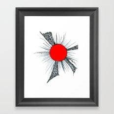 peace for all Framed Art Print