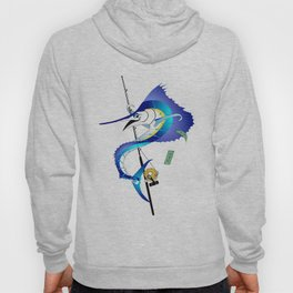 Sailfish Pole Dancer Hoody
