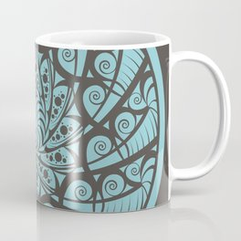 Shell Mandala Coffee Mug
