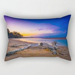 North stradbroke island Rectangular Pillow