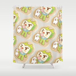 Icing Cookie Shower Curtain