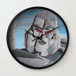 Transformers Megatron G1: It's Over Prime! Wall Clock