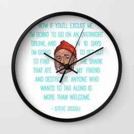 Stevesy Wall Clock