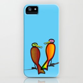 Tweetable Moments iPhone Case