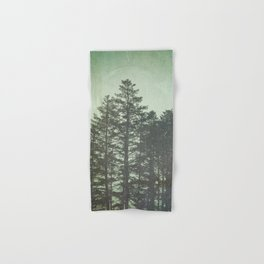 Trees in Fog Hand & Bath Towel
