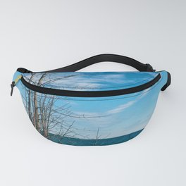 On the shore I stand Fanny Pack