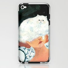 serafina iPhone & iPod Skin