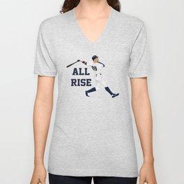 All Rise Unisex V-Neck