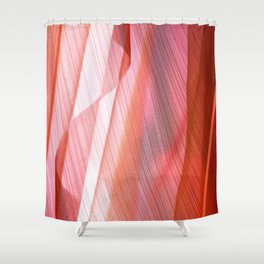 Abstraction V Shower Curtain