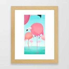 ballmingo Framed Art Print