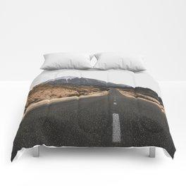 ROAD - BIRD - HILLS Comforters