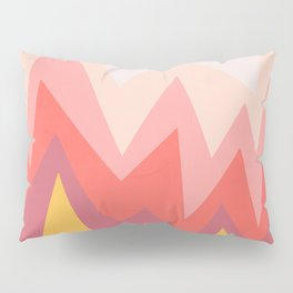 Summer Mountains Pillow Sham