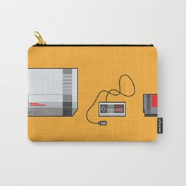 #38 Nintendo Entertainment System Carry-All Pouch