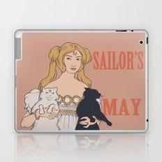 Sailor's May Laptop & iPad Skin