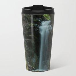 Beautiful Small Waterfall Travel Mug