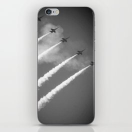 flight of angels iPhone Skin