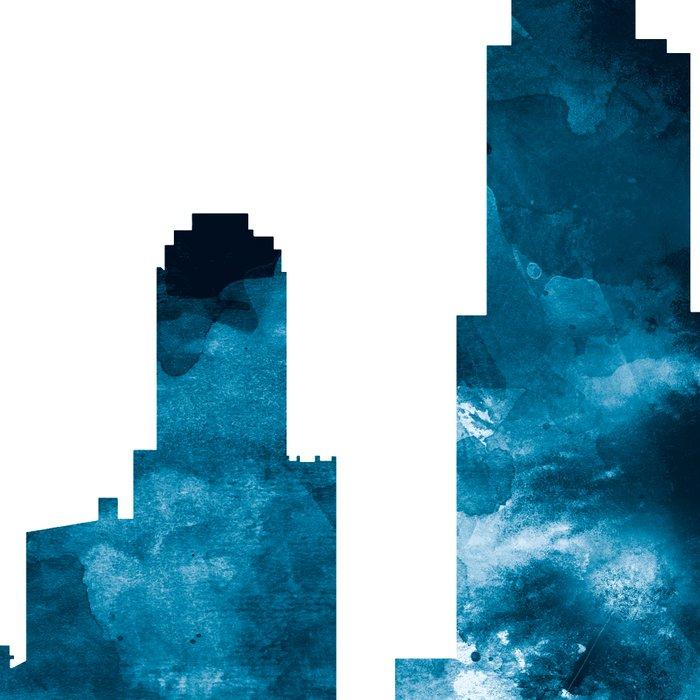 Chicago Skyline Leggings