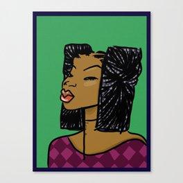 Kampire by Naddya Canvas Print