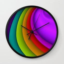 fluid -48- Wall Clock