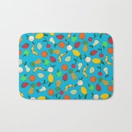 Fruit Salad Bath Mat